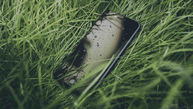 android mojado