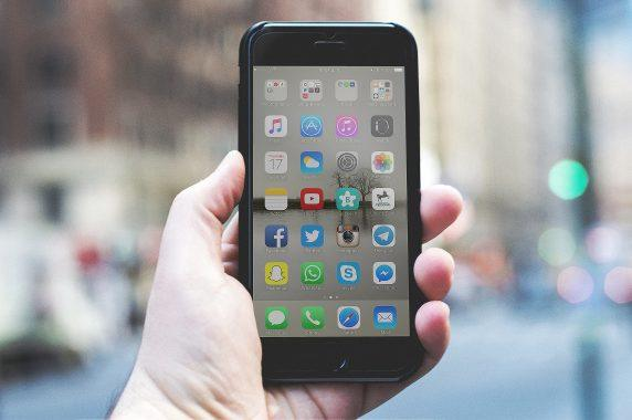pantallazo iphone