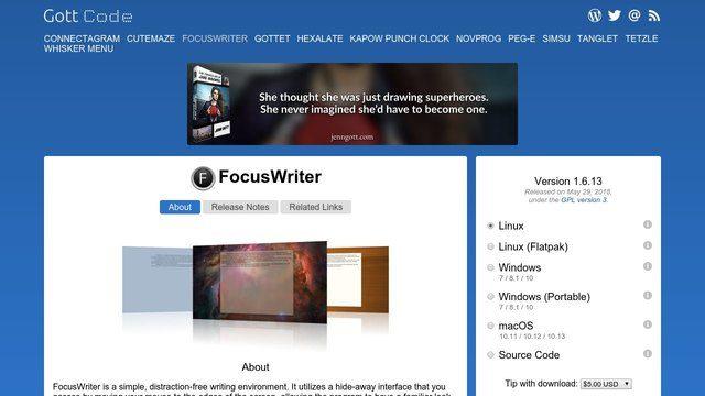 Los 10 mejores programas para Escribir y Editar tus libros