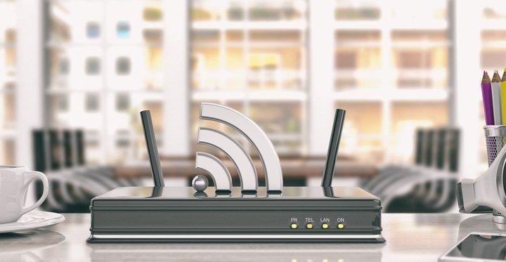 router amplificador