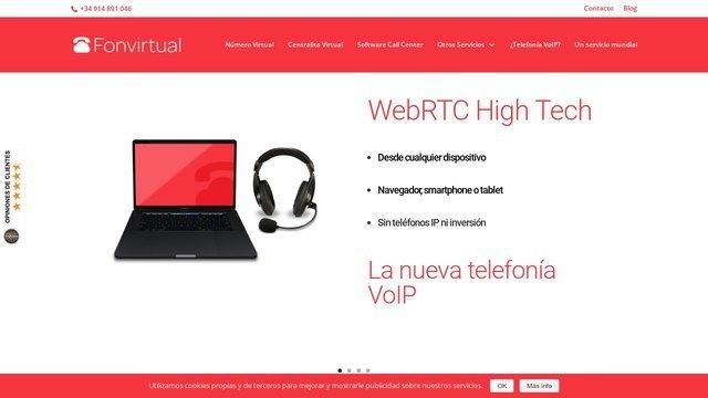 fon virtual centralita