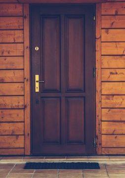 puerta cerradura